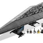 Star Wars LEGO real time build set 10221
