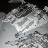 Star Wars LEGO Snowspeeder 75049