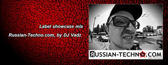 Russian Techno микс для Bass Agenda radio show