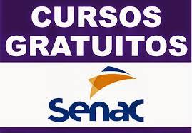 Cursos Gratuitos SENAC Maranhão (MA) 2016