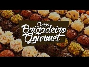 Curso de Brigadeiros gourmet