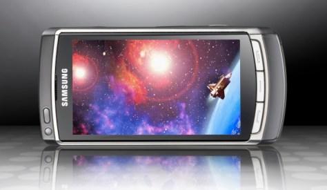 Samsung Unviels Omnia HD i8190