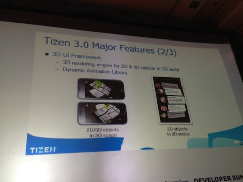 Tizen 3.0 Features