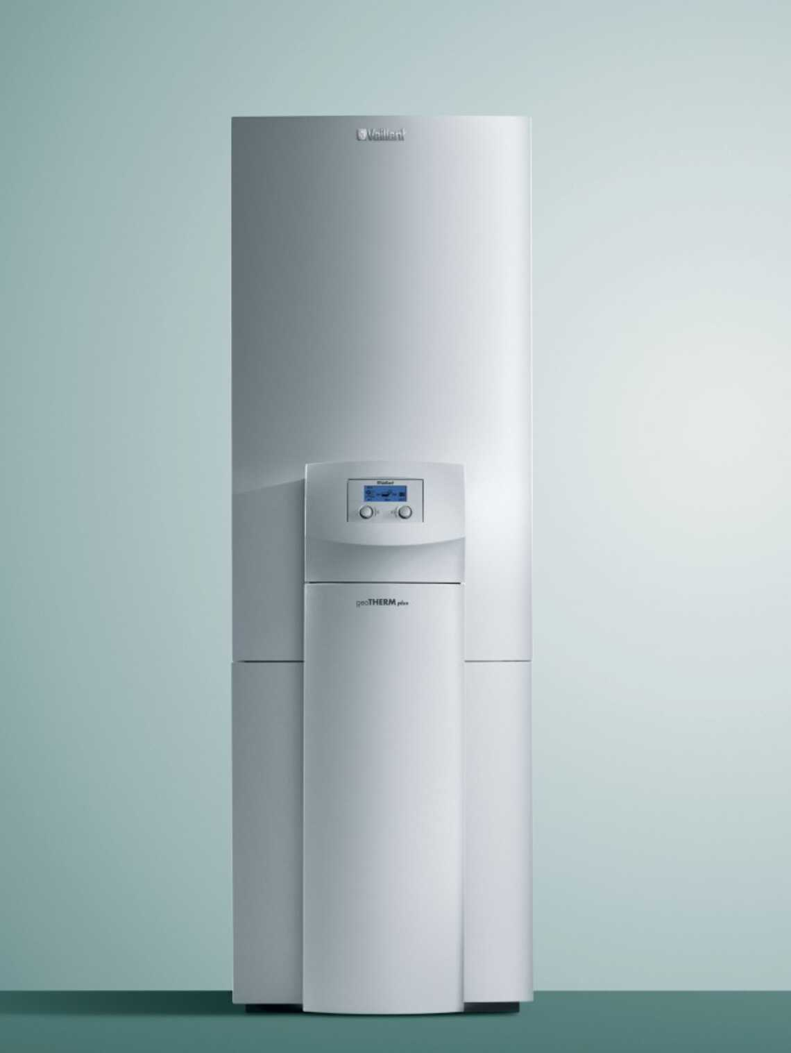 Vaillant Warmtepomp Lucht Water Warmtepomp Geotherm Plus Vwl S Vaillant