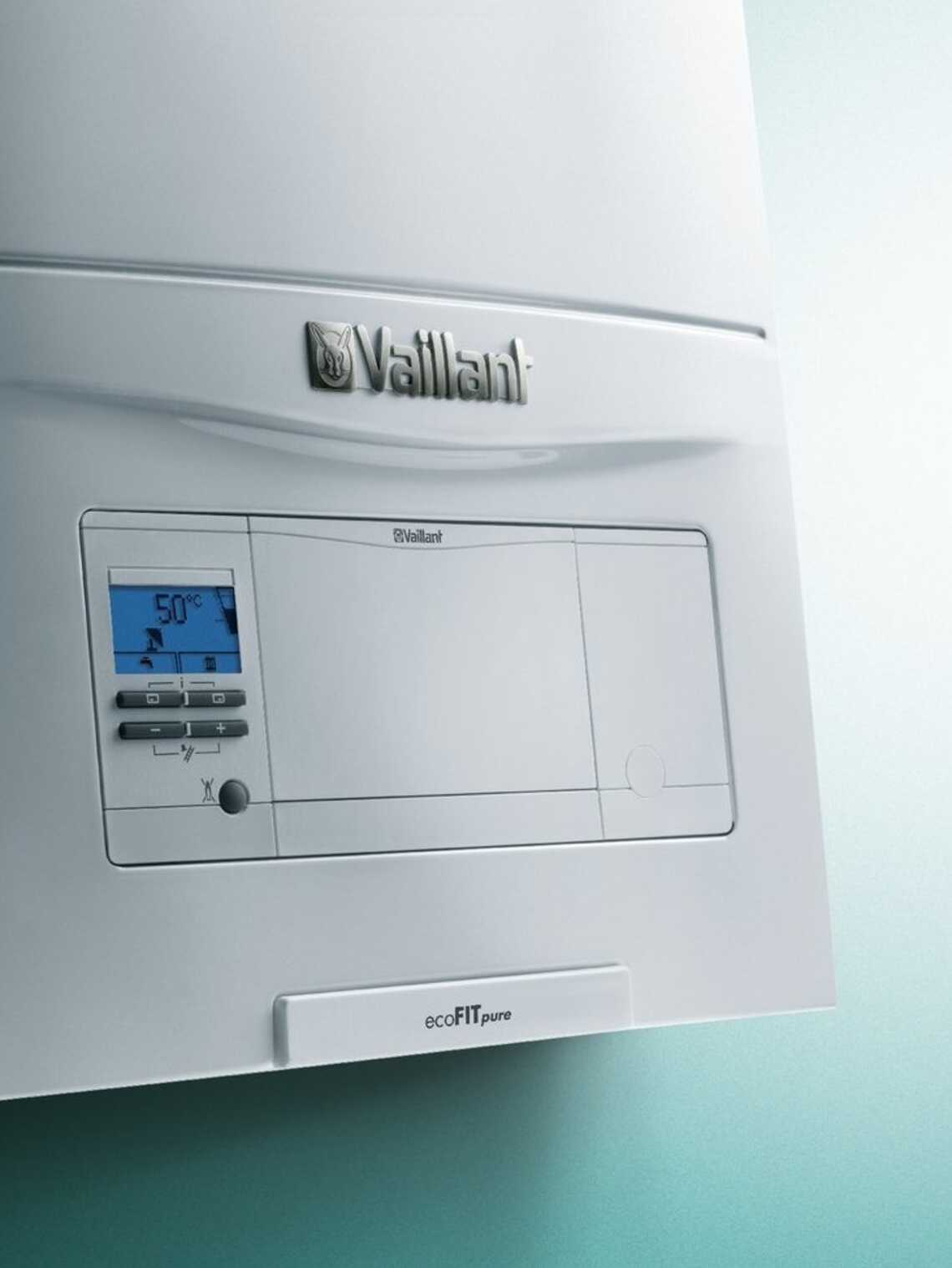 Closein Boiler Ecofit Pure Open Vent Boiler Vaillant Uk