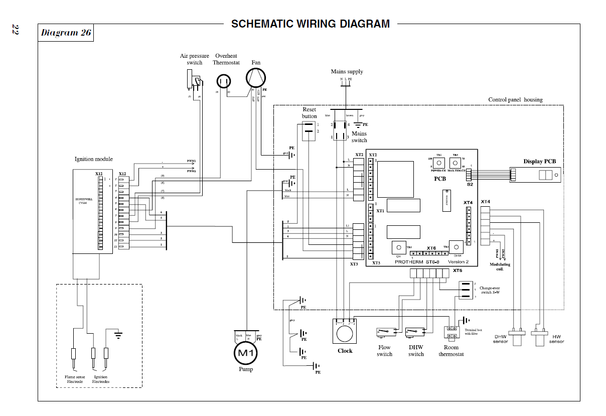 vaillant ecotec plus boiler wiring diagram