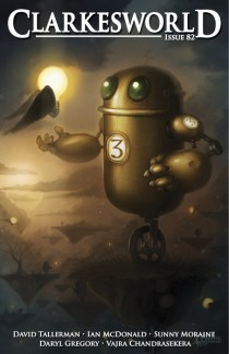 Clarkesworld #82, Jul 2013