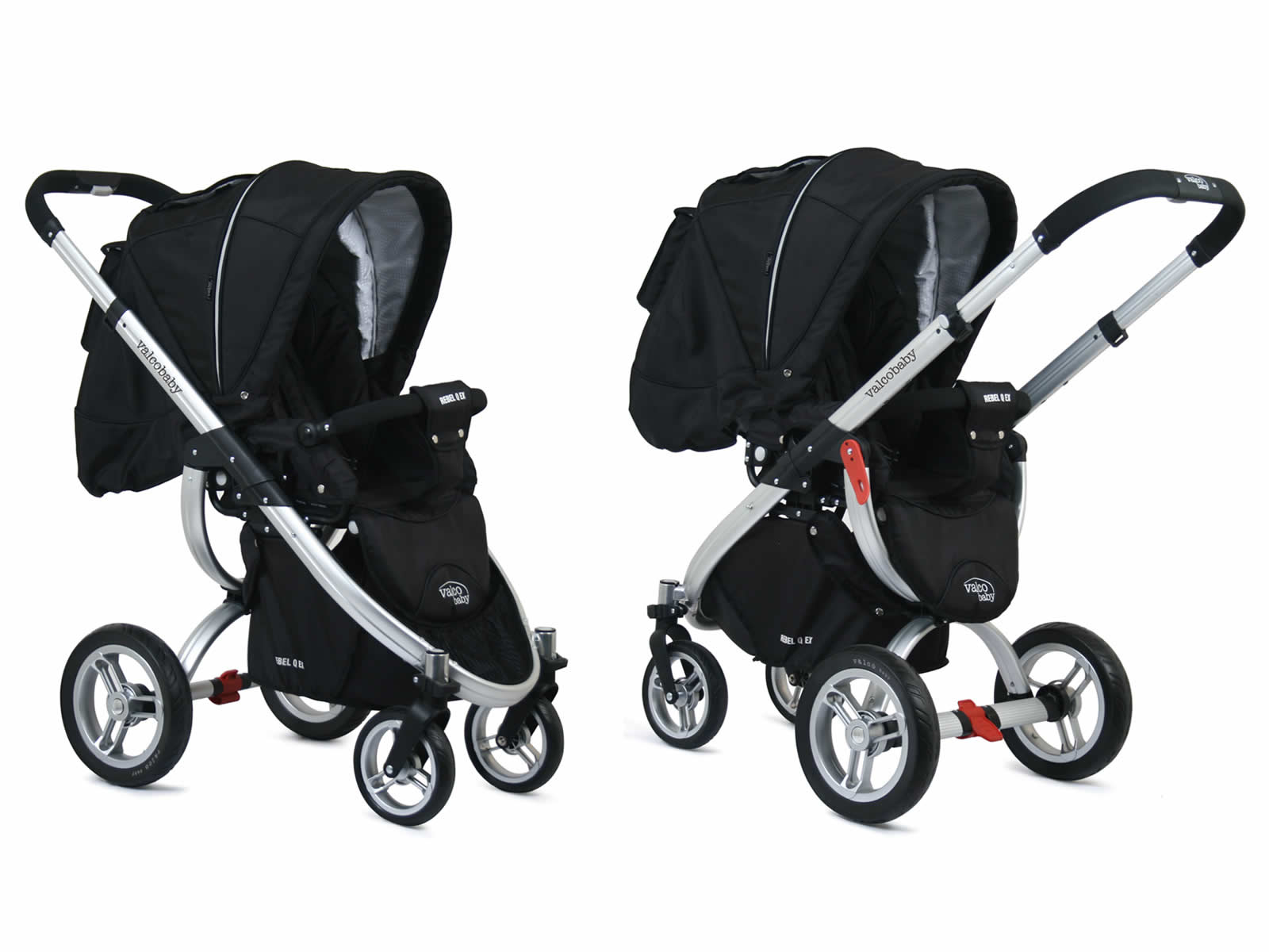 Stroller Hitch Toddler Rebel Q R 8000 Valco Baby South Africa