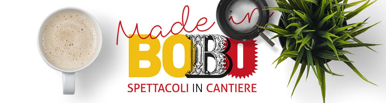 Creatività Made in BOBO