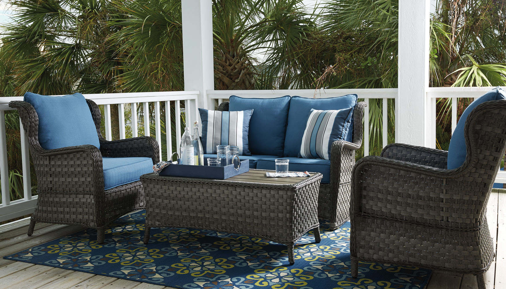 Patio Furniture In Our Furniture Store In Valdosta Bed R Mattress