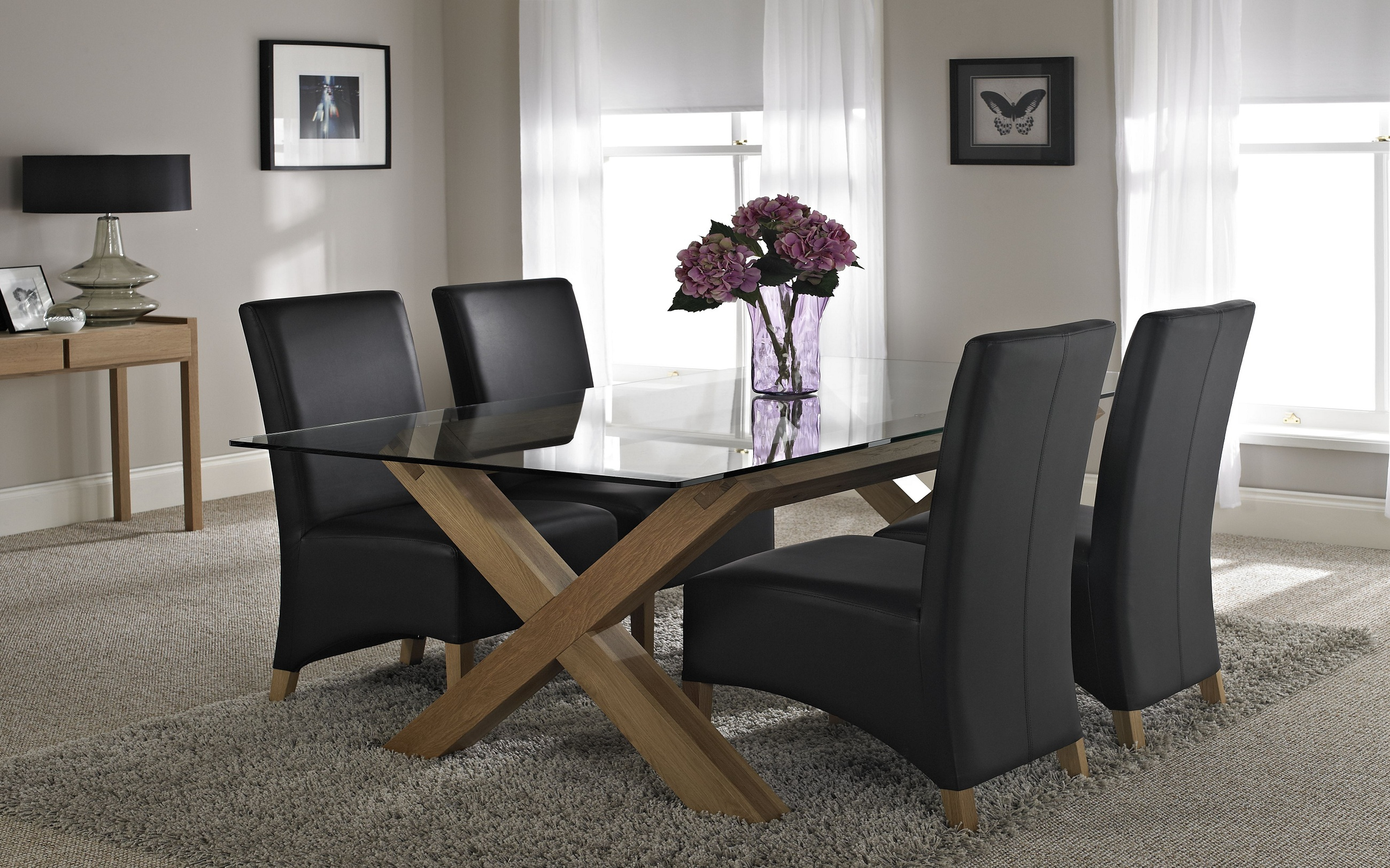 Table Glasses Glass Dining Tables Buying Guide Vale Furnishers Blog