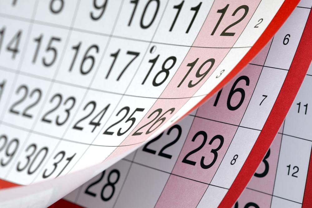 Calendario de Fiestas Locales en 2017 en la Comunitat Valenciana
