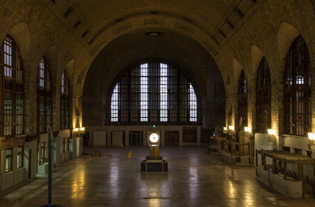 Buffalo Central Terminal. Fuente: stanton.photography