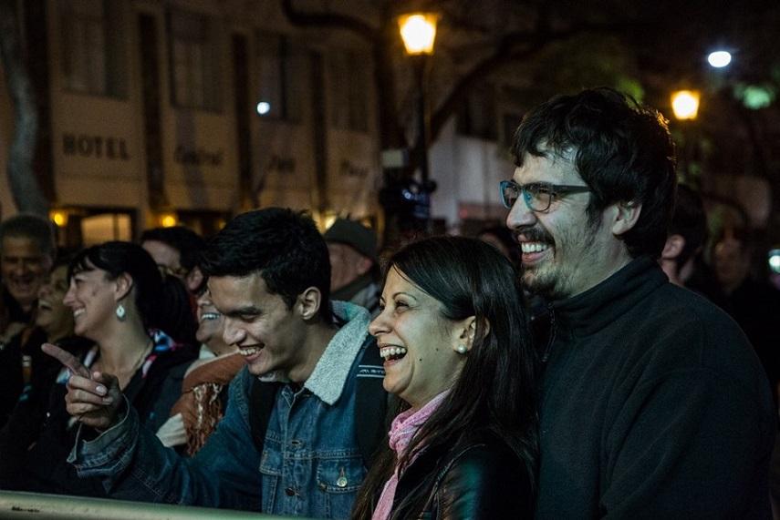 Monólogos y humor GRATIS al aire libre en la plaza del Pilar de Valencia