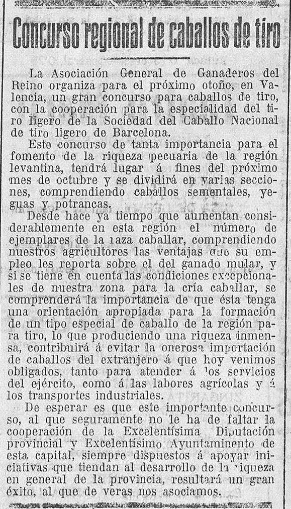 'Las Provincias : diario de Valencia: Año LI Número 16482 - 1916 julio 28 (28/07/1916)