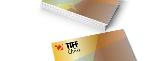 TIFF Card 2016