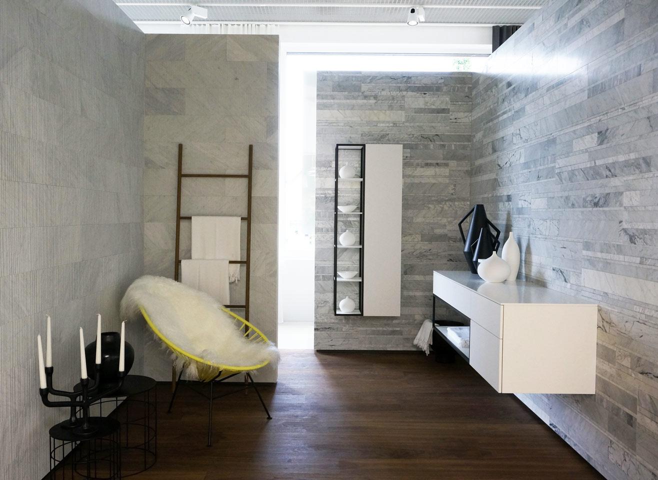 Showroom Badezimmer | R F Villeroy Boch Premiumbäder München