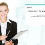 Certifiez-vous en Marketing des Médias Sociaux via le centre d'études de Hootsuite