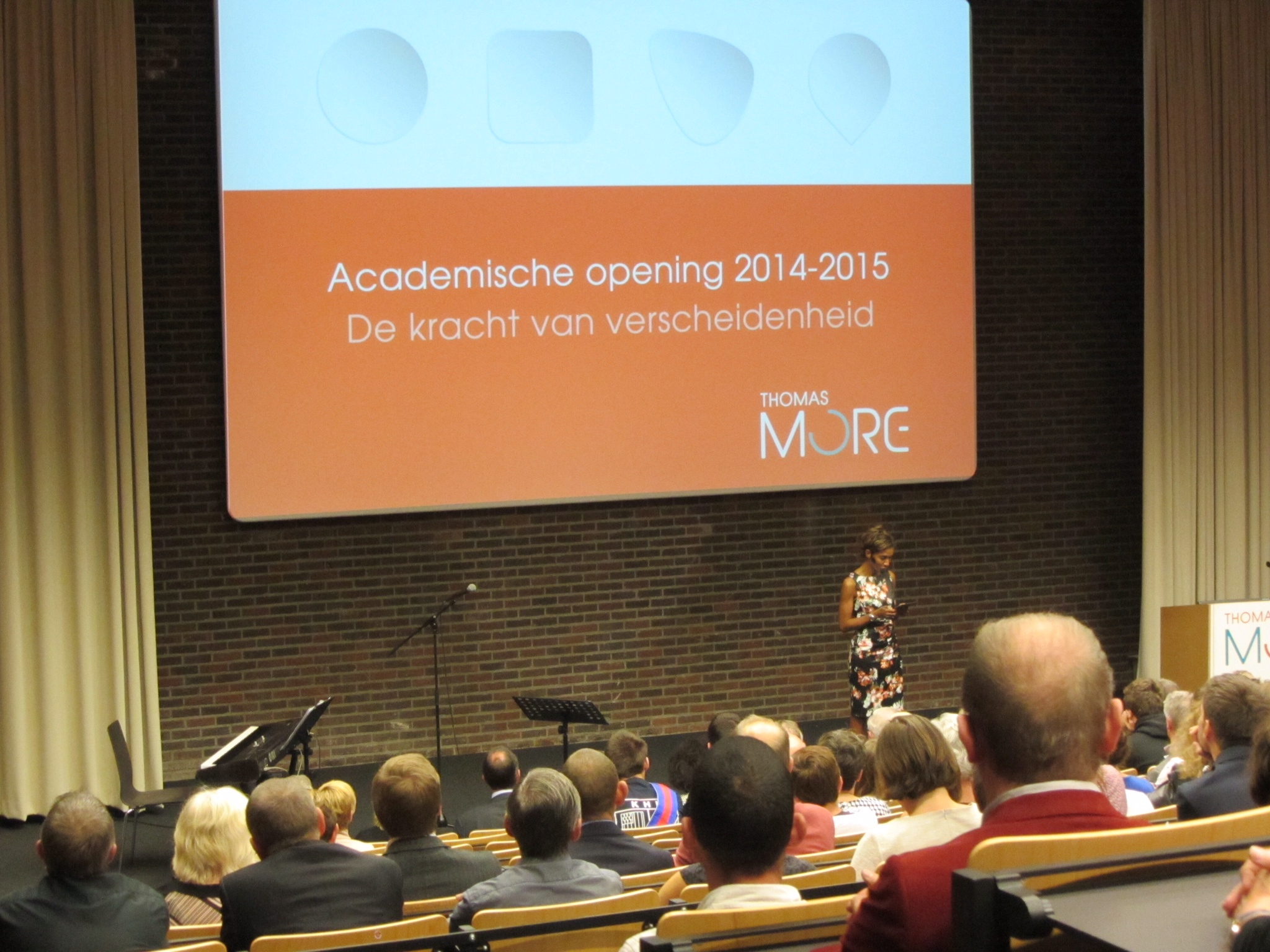 Thomas More Hogeschool Thomas More Hogeschool Valerie Thys
