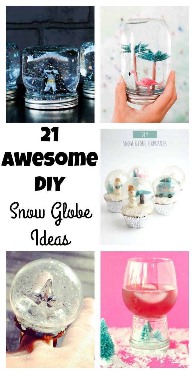 Astounding Diy Snow Globe Ideas Diy Snow Globe Ideas Val Event Gal Homemade Snow Globe Inside Homemade Snow Globe Without Glycerin inspiration Homemade Snow Globe