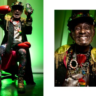 Lee «Scratch» Perry .