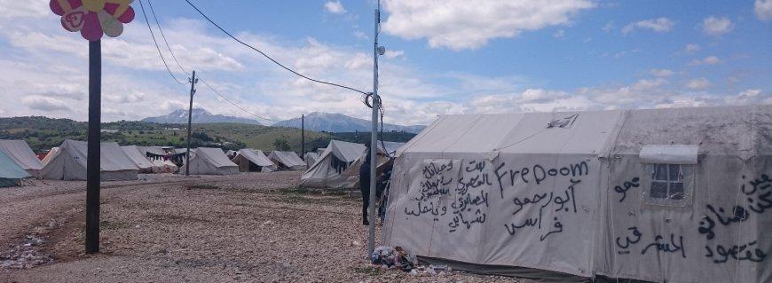 Campamento de Katsikas (Grecia)