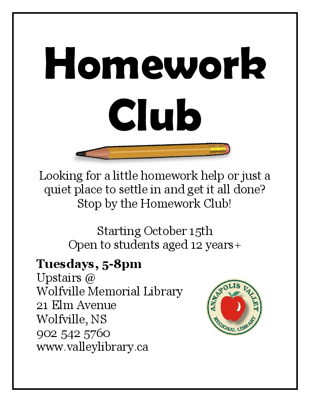 Add To Google Calendar From Outlook Add Someone Elses Google Calendar Google Support Homework Club At Memorial Library Wolfville October 29