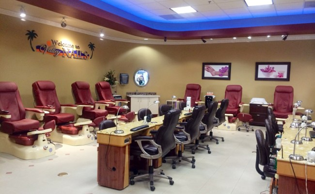 Valley Nails Nail Salon 92260 Nail Salon Palm Desert