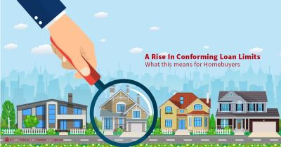 Conforming Loan Limits Increase for 2018 | Valley West Mortgage