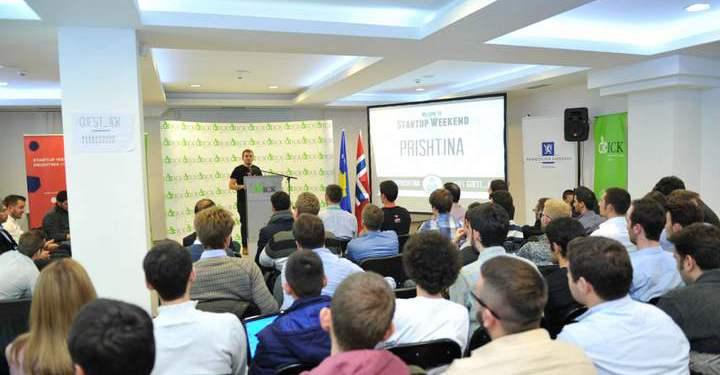 startup weekend prishtina