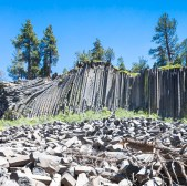 Day Seven: Devil's Postpile National Monument