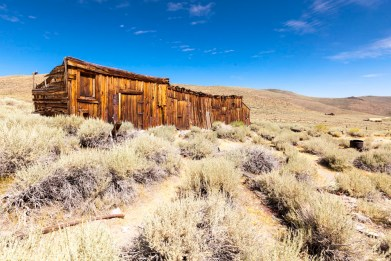 Day Eight: The fascinating ghost town of Bodie