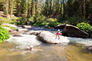 Day Ten: The Silver Fork of the American River