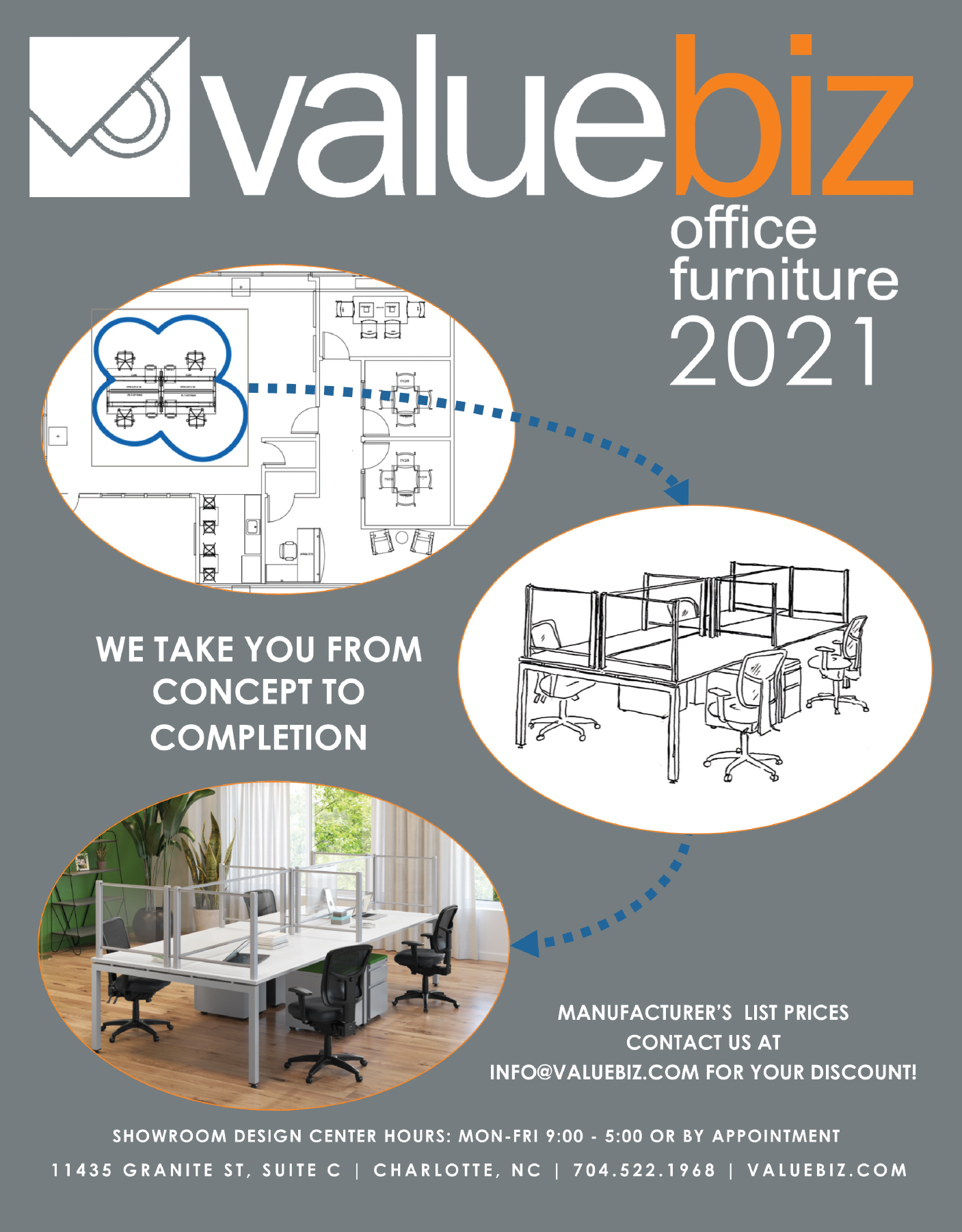 2021 Office Furniture Catalog