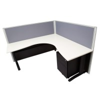 Office Desks With Dividers Innovation | yvotube.com