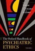 Oxford Textbook of Psychiatric Ethics