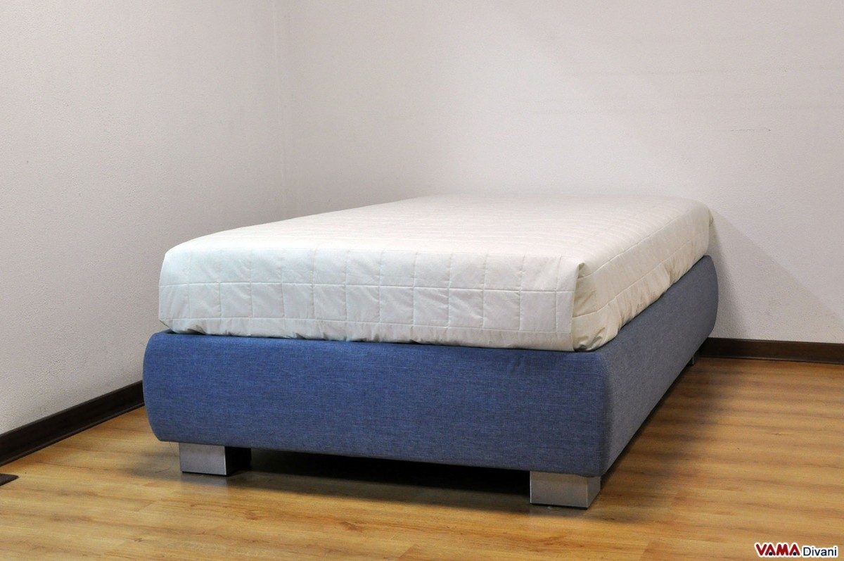 Sommier 120 Cm Queen Size Bed (120 Cm) | With Storage Box