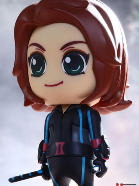 Vamers Store - Hot Toys - COSB182 - Black Widow from Marvel's Avengers Age of Ultron - 02