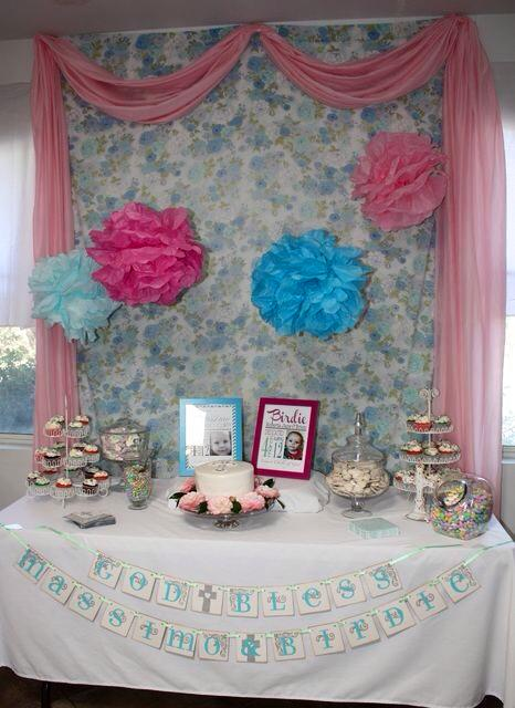 Decorar Una Fiesta 15 Ideas Espectaculares Para Decorar Un Bautizo