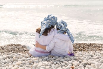 Niños con Pañuelos Picniqueros