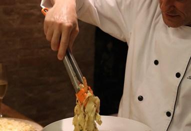Rosny Gerdes Filho, nosso super chef