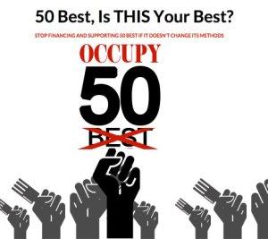 Petição Occupy 50 Best