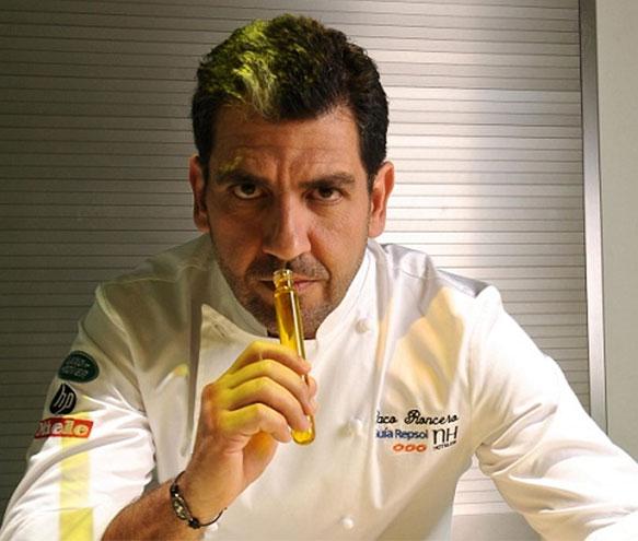 Chef Paco Romero