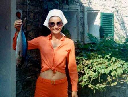 O livro de receitas de Audrey Hepburn