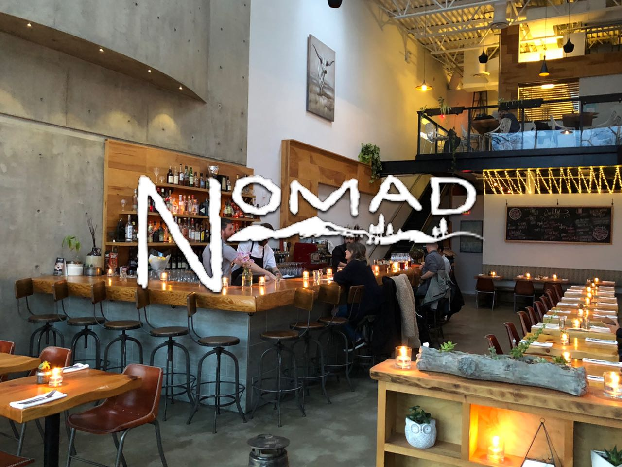 Nomad Restaurant All Day Happy Hour At Nomad Restaurant On Main Street