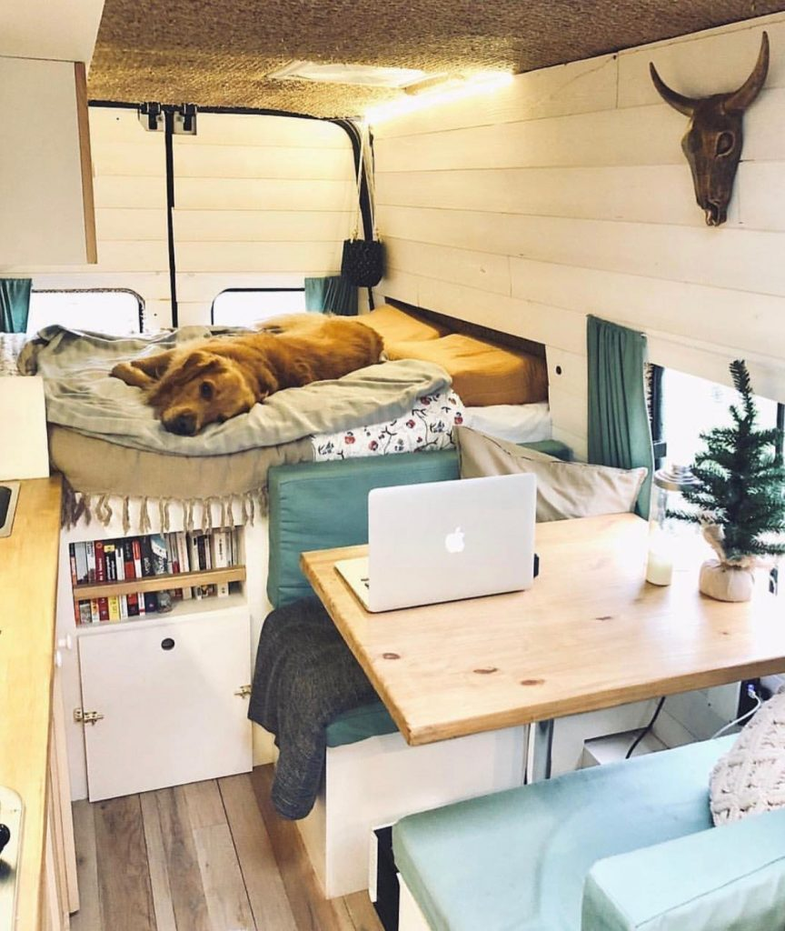 Sofa Van Lifa Living 11 Of The Best Tips On How To Build A Campervan Yourself