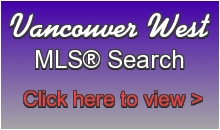 Vancouver West MLS search