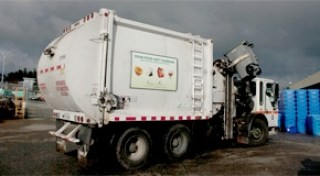 City waste collection services