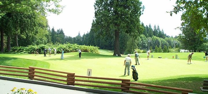 Fraserview Golf Course City of Vancouver
