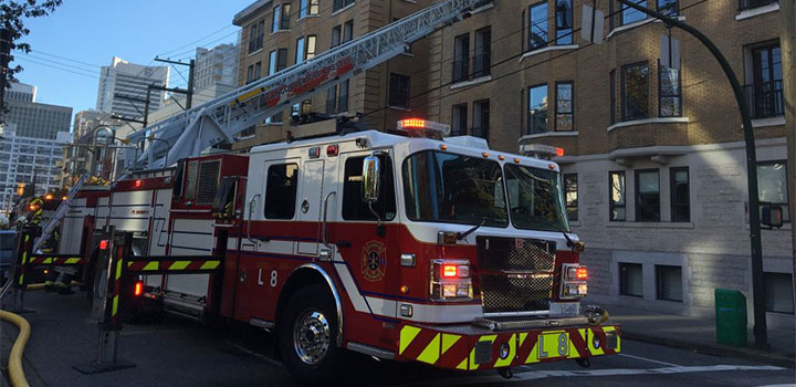 Vancouver Fire Rescue Services City of Vancouver